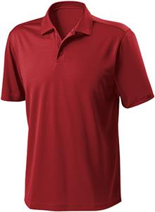 Holloway Mens Adapt Engineered Solid Polo