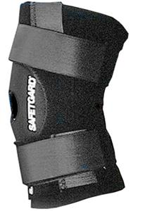 SafeTGard Open Neoprene Knee Support W/Compression