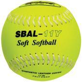"Markwort SBALL Soft and Light 11"" Softball"