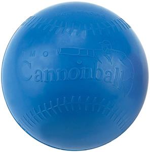 Cannonball Baseball Softball Rubber Weighted Ball