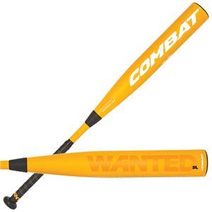 Combat Wanted Senior League Baseball Bats