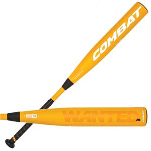 Combat Wanted Adult Baseball Bats