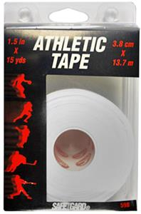 SafeTGard White Athletic Tape Roll