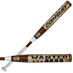 Combat Wanted ASA Slowpitch Softball Bats