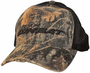 Team Combat Vintage Trucker Hat