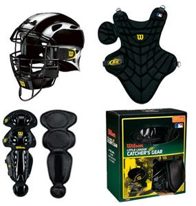Wilson Little League Catchers Protective Gear Kit
