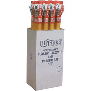 "Wiffle Baseball w/32"" Bat Sets (1 Dozen)"