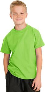 Hanes Youth Tagless 100% Cotton T-Shirts