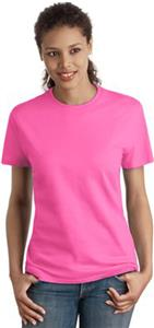 Hanes Ladies Nano-T Cotton T-Shirts