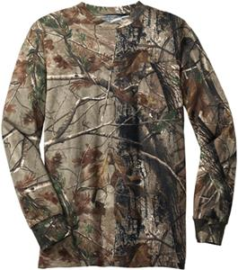 Russell Outdoors Realtree LS Explorer T-Shirts