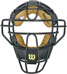 MLB Baseball Titanium/Steel Wire Facemask Umpire