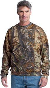 Russell Outdoors Realtree Crewneck Sweatshirt