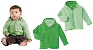 Precious Cargo Infant Snap Front Reversible Jacket
