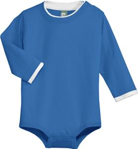Precious Cargo Infant LS 1-Piece w/Shoulder Snaps