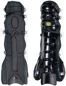Wilson West Vest Umpire Baseball Leg Guards