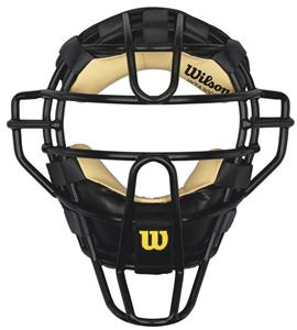 Wilson Dyna-Lite Steel Softball Umpires Facemask