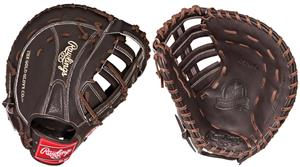 "Rawlings Pro Preferred Mocha 13"" 1st Base Mitt"