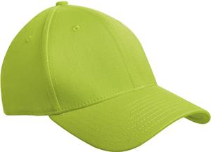 New Era Adult Structured Stretch Cotton Caps