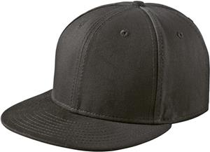 New Era Adult Flat Bill Snapback Caps