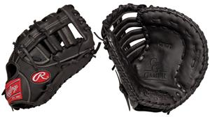"GG Gamer 12"" Pro Taper 1st Base Baseball Glove"