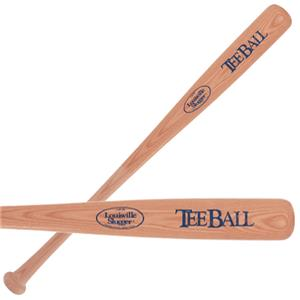 Louisville Slugger Derek Jeter Wood Tee Ball Bat