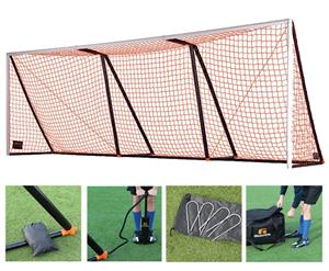 Goalrilla Gamemaker 8x24 Soccer Goal