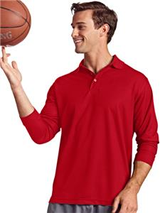 Paragon Men's Long Sleeve Polo Shirt