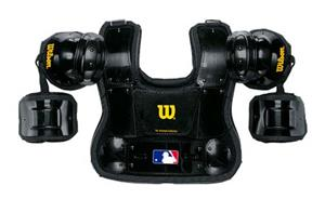 Wilson Baseball West Vest Pro Chest Protector