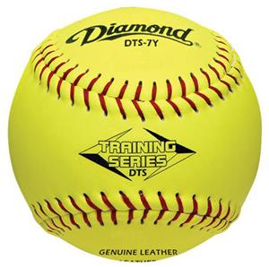"Diamond 7"" Optic Yellow Undersized Training Balls"