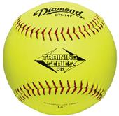 "Diamond 14"" Optic Yellow Oversized Training Balls"