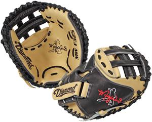 Diamond MW-F325 Fastpitch Catcher's Mitts