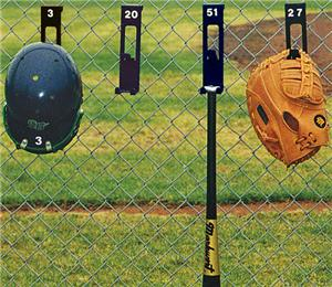 Baseball Equipment Designated Hanger