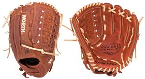 "Worth Century 12.5"" Fastpitch Softball Glove"