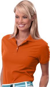 Izod Ladies' Silkwash Stretch Pique Polo Shirts
