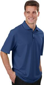 Izod Men's Performance Oxford Pique Polo Shirts