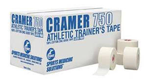 Cramer 750 Athletic Trainers Tape CASE