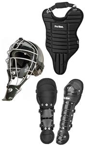 Pro Nine Youth Baseball Catchers Gear Set Ages 5-7