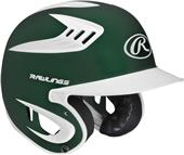 Rawlings S80 Two-tone Baseball Helmets-NOCSAE