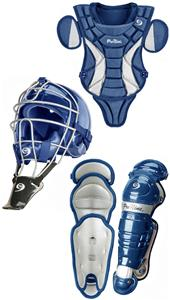 Pro Nine Youth Baseball Catchers Gear Set Ages 7-9