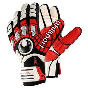 Uhlsport Akkurat Absolutgrip Soccer Goalie Gloves