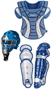 Pro Nine Youth Baseball Catcher Gear Set Ages 9-12