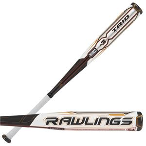 Rawlings TRIO BBCOR End-loaded Adult Baseball Bat