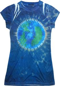 Colortone Earth Tie Dye Sublimation Tee Shirts