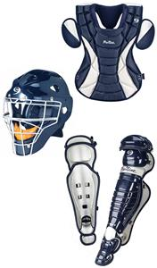 Pro Nine College Baseball Adult Catchers Gear Set