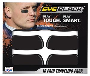 Eyeblack Traveling Pack-18 PAIR