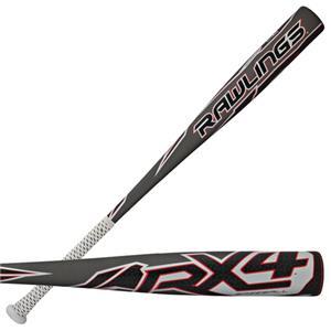 Rawlings RX4  BBCOR -3 Adult Baseball Bat