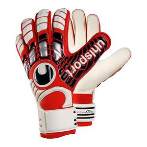 Uhlsport Akkurat Supersoft Soccer Goalie Gloves