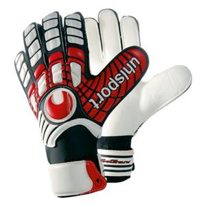 Uhlsport Akkurat Soft Soccer Goalie Gloves