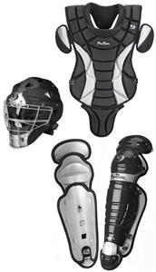 Pro Nine Youth Baseball Catchers Set Ages 12-16