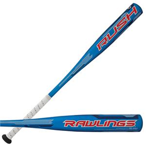Rawlings RUSH Youth Baseball Bat (-10)